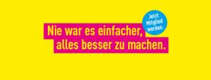 Jetzt FDP-Mitglied werden